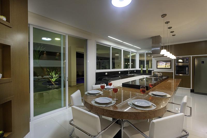 Arquiteto Aquiles Nícolas Kílaris - Casa Moinho dos Ventos - Cozinha