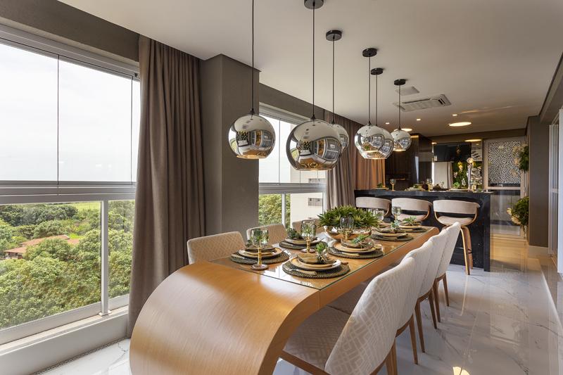 Arquiteto Aquiles Nícolas Kílaris - Apartamento Itália - Varanda