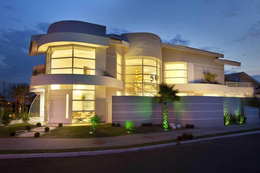 Aquiles Nícolas Kílaris - Casa das Águas - Fachada