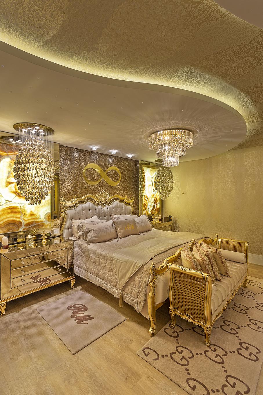 Aquiles Nícolas Kílaris - Casa Versace -Suite Master