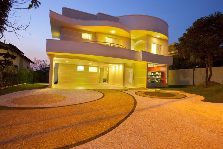 Arquiteto Aquiles Nícolas Kílaris - Refúgio da Mata - Fachada