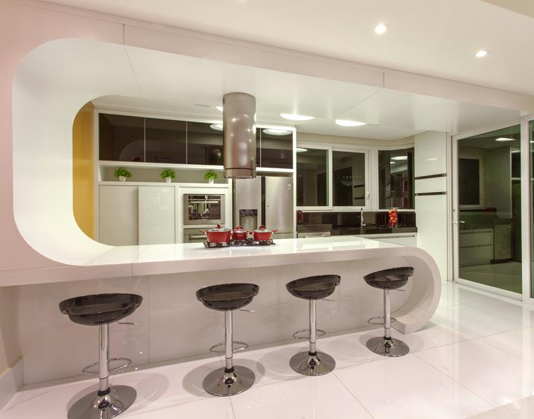 Aquiles Nícolas Kílaris - Casa Paraíso - Cozinha