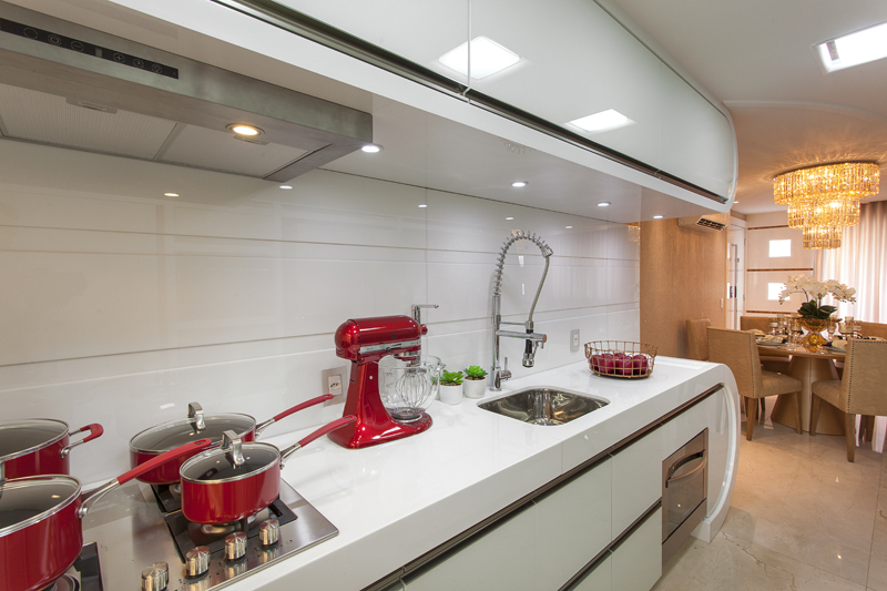 Aquiles Nícolas Kílaris - AP Cavalli - cozinha