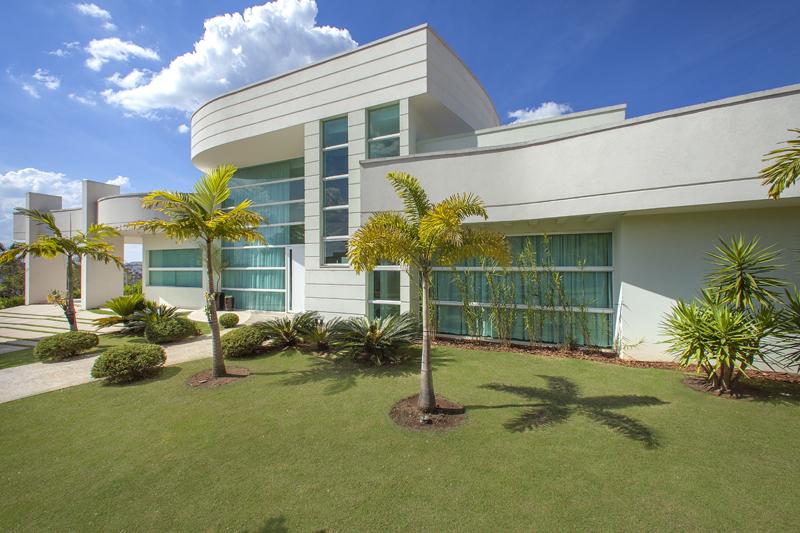 Arquiteto Aquiles Nícolas Kílaris - Casa Primavera - fachada 1