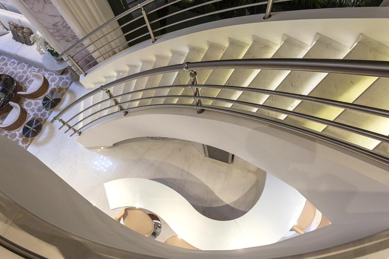 Aquiles Nícolas Kílaris - Casa Campinas - escadas.jpg