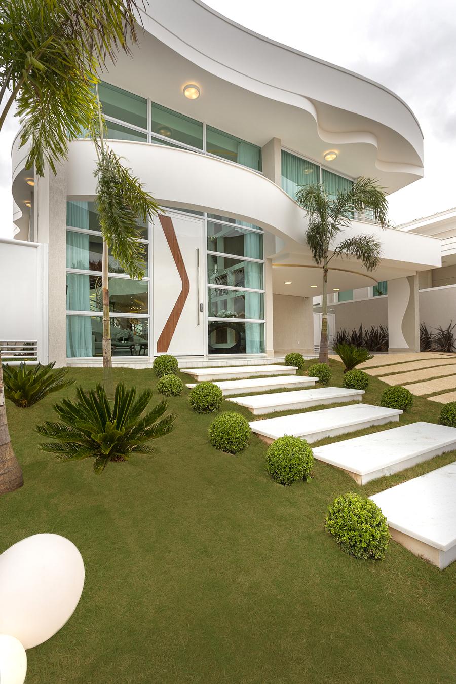 Aquiles Nícolas Kílaris - Casa Esplêndida - Fachada