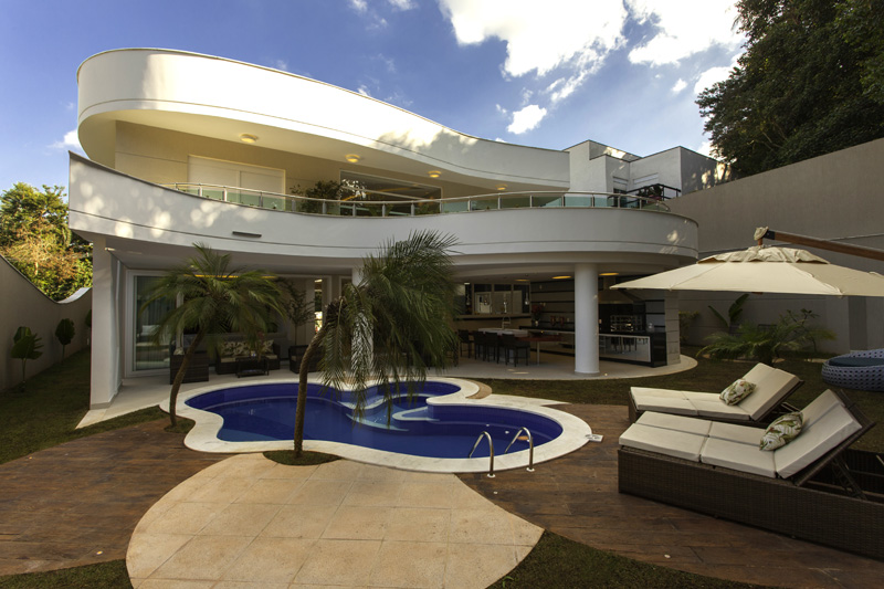 Aquiles Nícolas Kílaris - Casa Beverly Hills - lazer 1