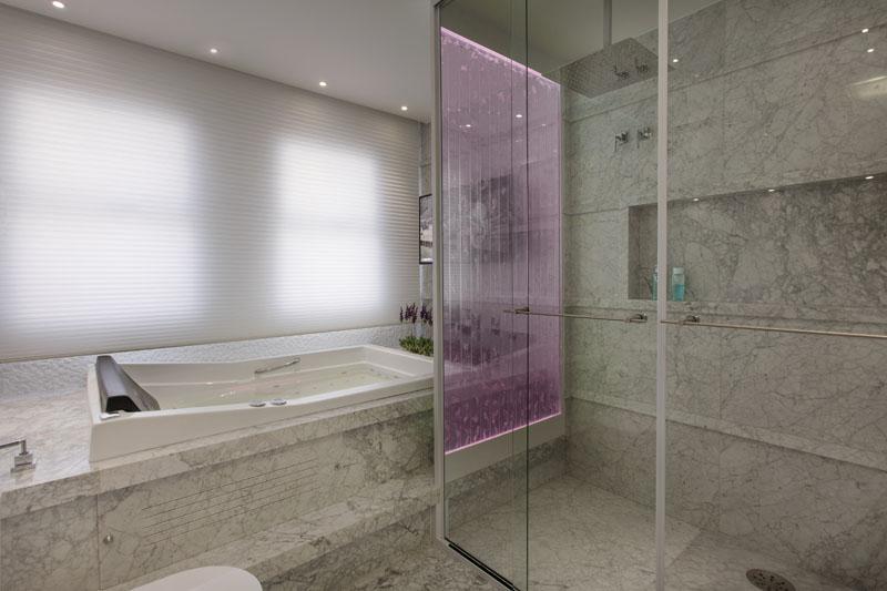 Aquiles Nícolas Kílaris - Apartamento Palazzo - banho