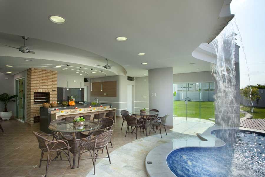 Aquiles Nícolas Kíalrias - Casa das Águas - piscina