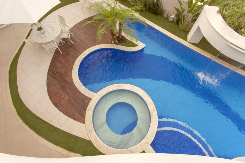 Casa Paraíso - Aquiles Nícolas Kílaris - Piscina