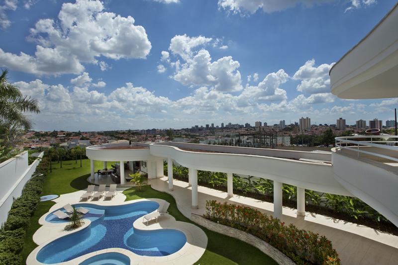 Aquiles Nícolas Kílaris - Casa Piracicaba - piscina1