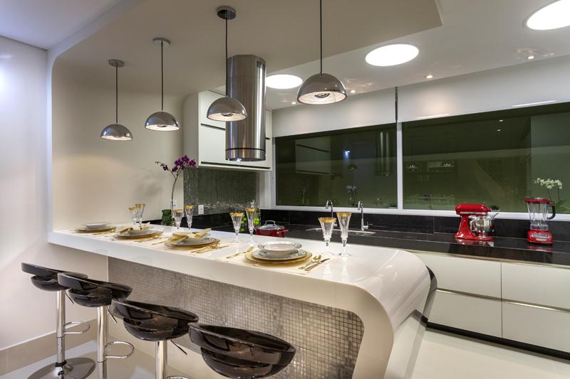 Aquiles Nícolas Kílaris - Casa Mont Blanc - cozinha 2