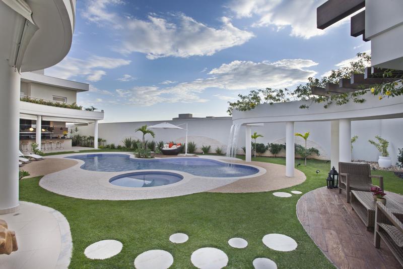 Arquiteto Aquiles Nícolas Kílaris - Cascata 10 - Casa Limeira