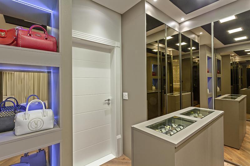 Aquiles Nícolas Kílaris - Casa Diamante - Closet
