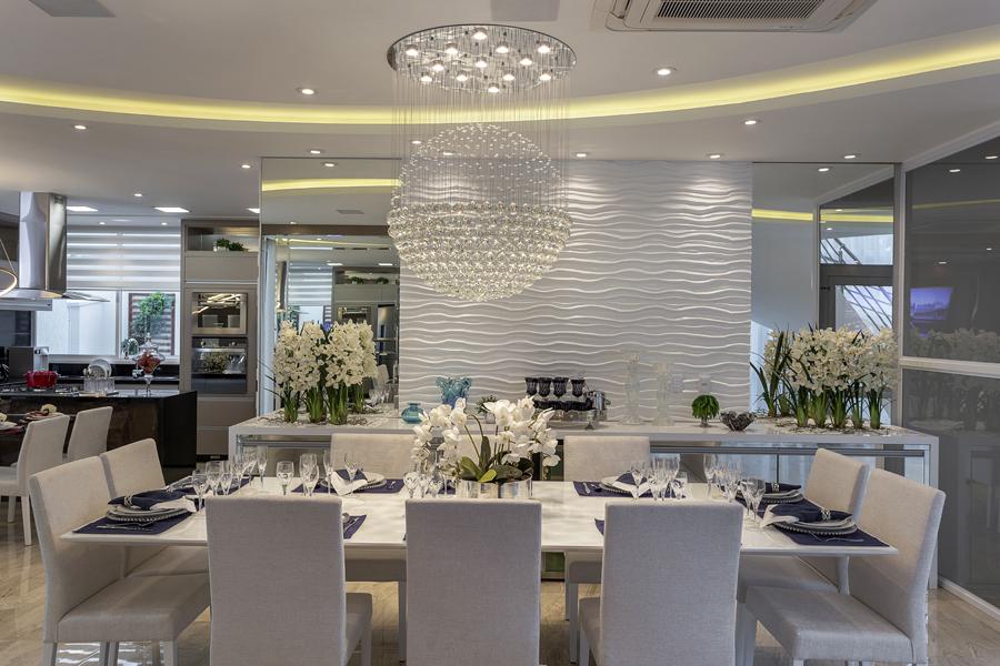 Aquiles Nícolas Kílaris - Casa Esplêndida - cozinha e jantar
