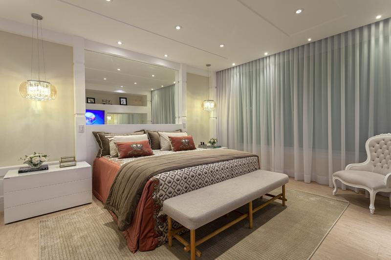 Aquiles Nícolas Kílaris - Casa Mont Blanc - quarto casal