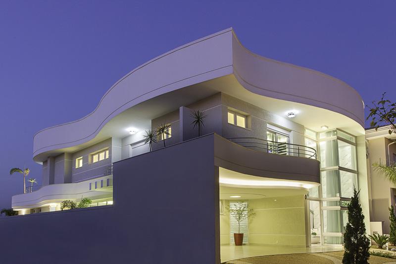 Aquiles Nícolas Kílaris - Casa Villa Lobos - fachada