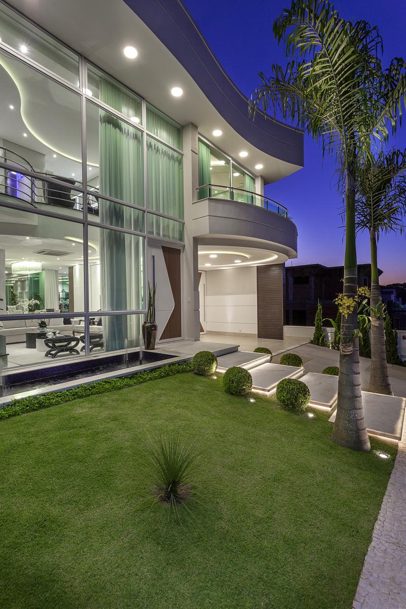 Casa Diamante - Aquiles Nícolas Kílaris - Fachada