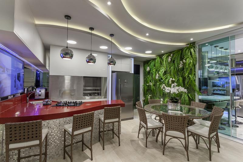 Aquiles Nícolas Kílaris - Casa Diamante - gourmet - arquitetura