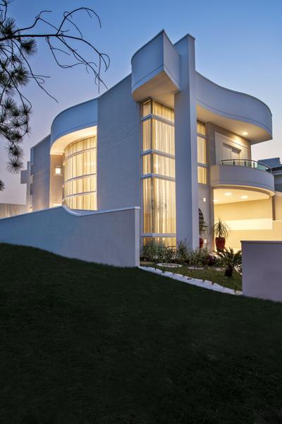 Aquiles Nícolas Kílaris - Casa Orquídea - arquitetura - fachada