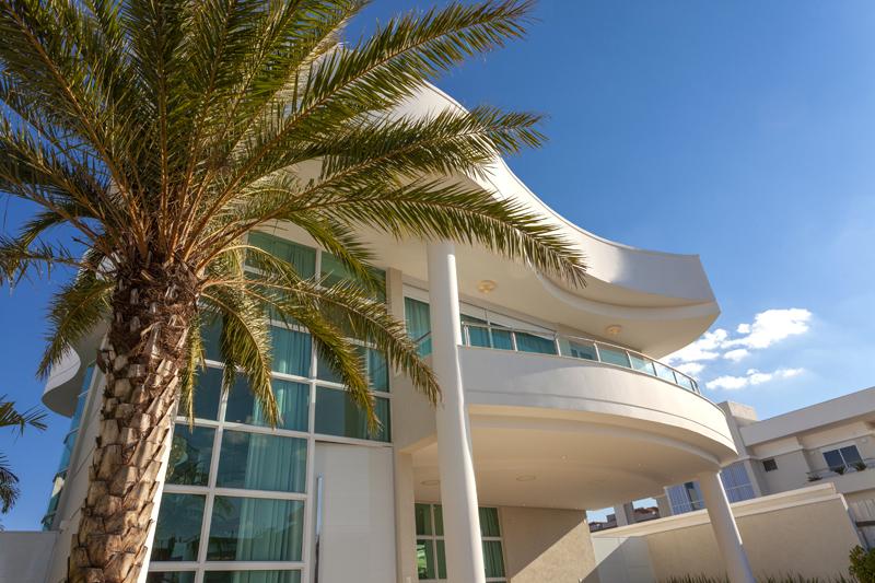 Arquiteto Aquiles Nícolas Kílaris - Casa Mont Blanc - fachada arquitetônica