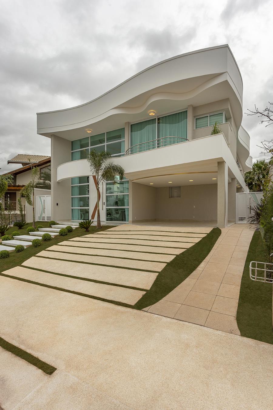 Arquiteto Aquiles Nícolas Kílaris - projeto arquitetônico Casa Esplendida