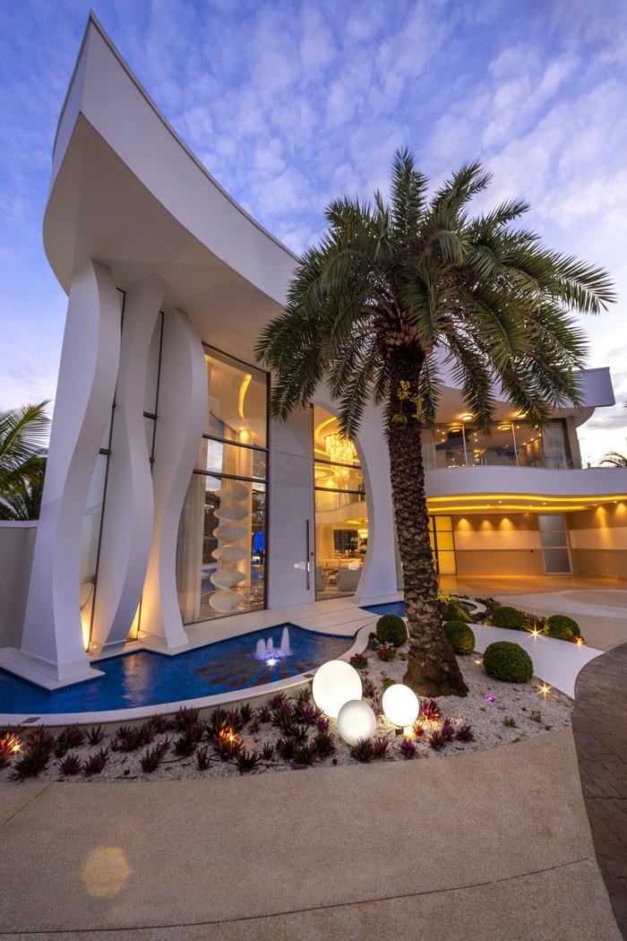 Casa de Cristal - Aquiles Nícolas Kílaris - fachada
