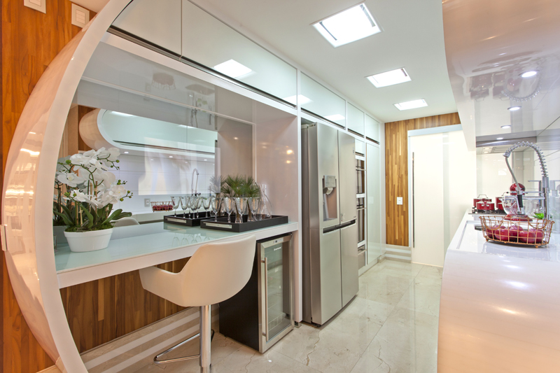 Aquiles Nícolas Kílaris - AP Cavalli - arquitetura - cozinha 2