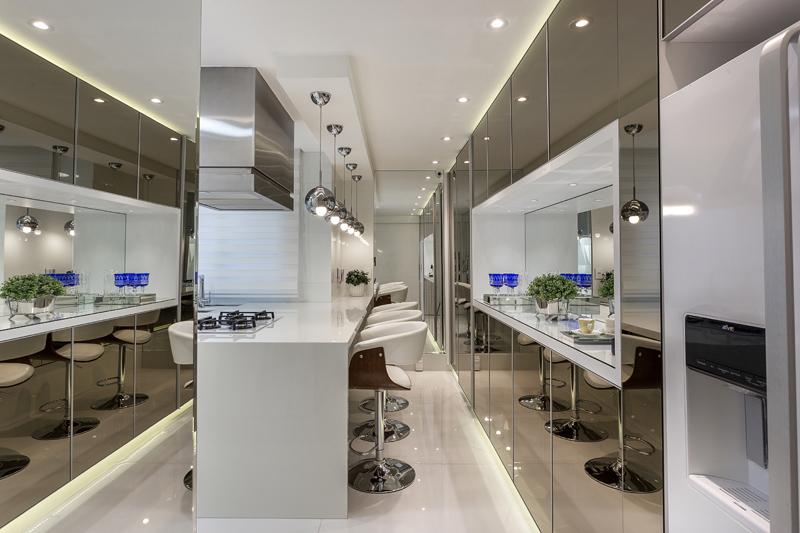 Aquiles Nícolas Kílaris - arquitetura - Cozinha - AP Morumbi