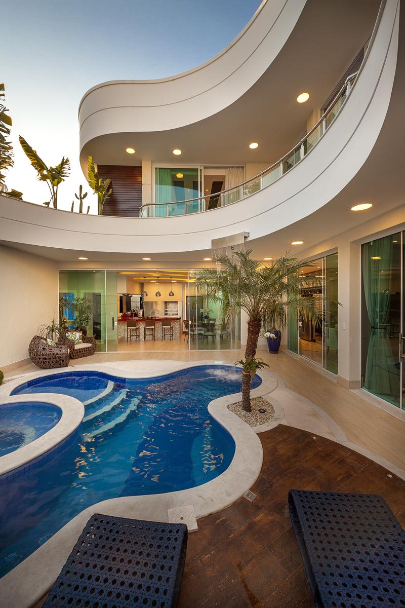 Aquiles Nícolas Kílaris - Casa Diamante - arquitetura - lazer