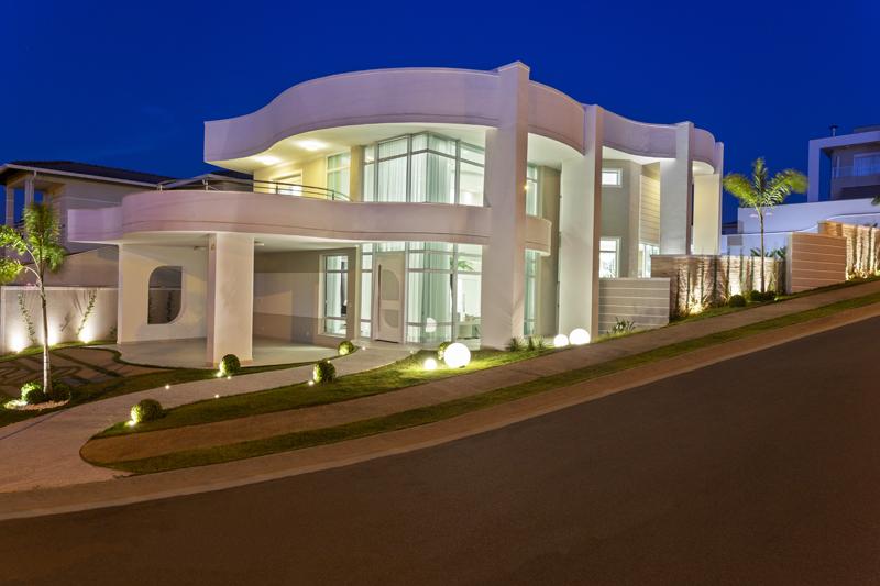 Casa Antúrio - Arquiteto Aquiles Nícolas Kílaris - fachada