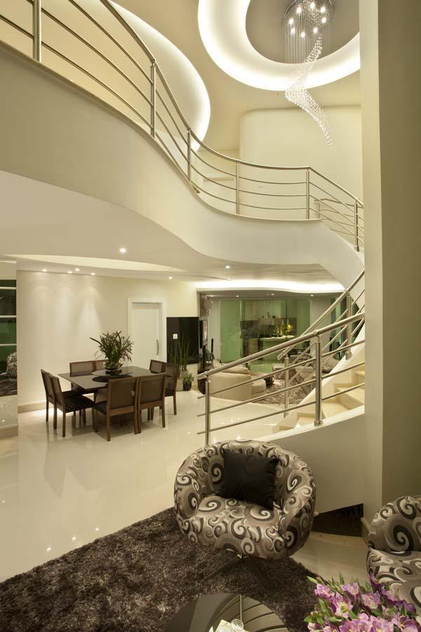 Arquiteto Aquiles Nícola Kílaris - Casa Refúgio da Mata - living