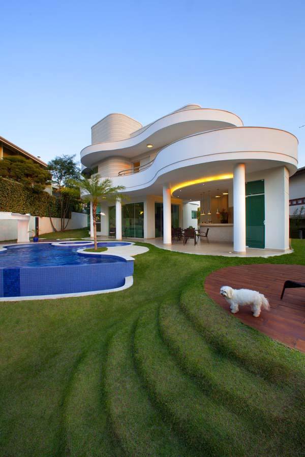 Arquiteto Aquiles Nícolas Kílaris - Casa Refúgio da Mata - 1