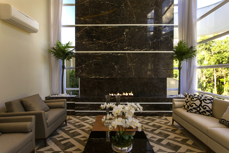 Aquiles Nícolas Kílaris - Casa Beverly Hills - living 2