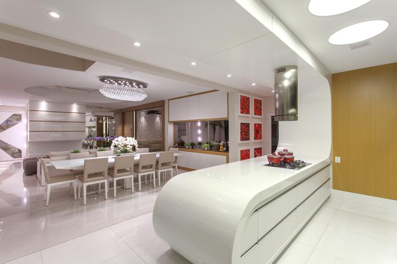 Aquiles Nícolas Kílaris - Casa Paraíso - cozinha 1