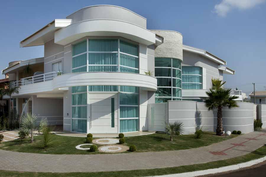 Arquiteto Aquiles Nícolas Kílaris - fachada - Casa das Águas