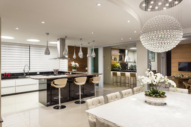 Arquiteto Aquiles Nícolas Kílaris - Casa Antúrio - cozinha