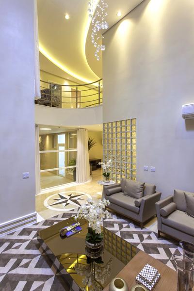 Aquiles Nícolas Kílaris - Casa Beverly Hills - Sala