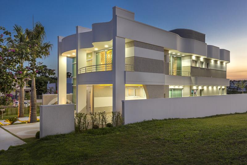 Aquiles Nícolas Kílaris Casa Campinas - fachada 3