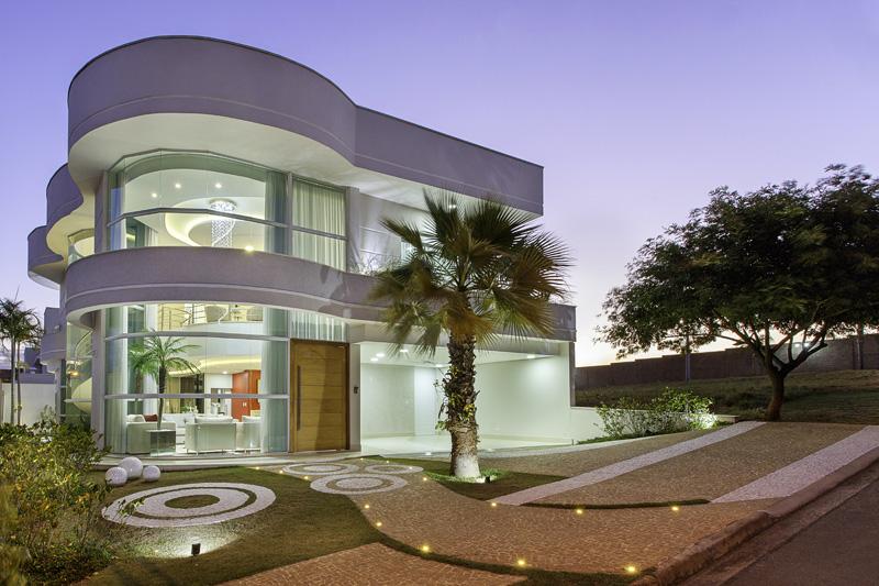 Aquiles Nícolas Kílaris - Casa Damha - fachada 1
