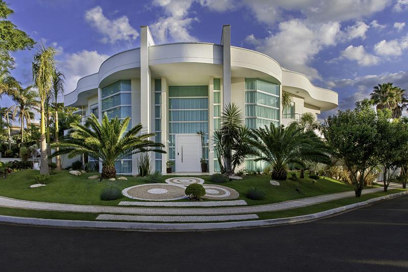 Aquiles Nícolas Kílaris - Casa Moinho dos Ventos fachada