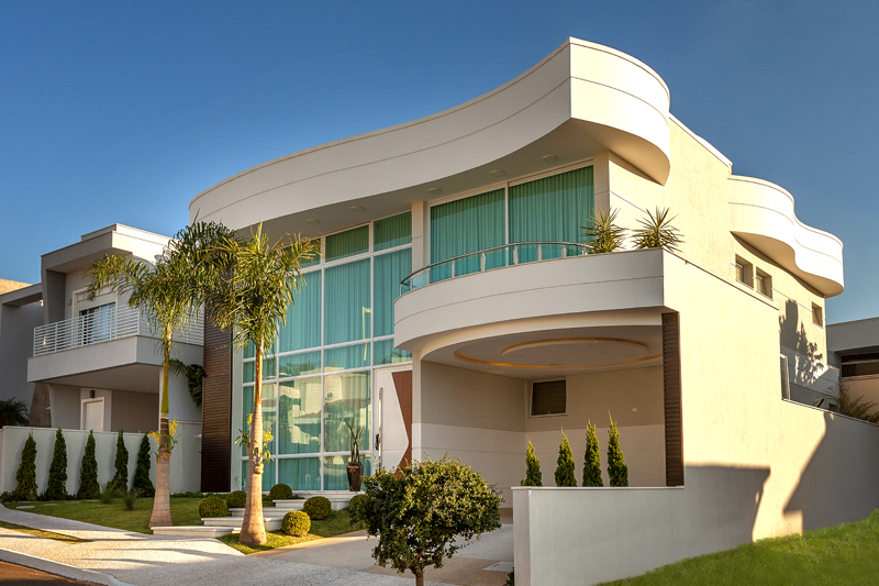 Arquiteto Aquiles Nícolas Kílaris - Fachada - arquitetura