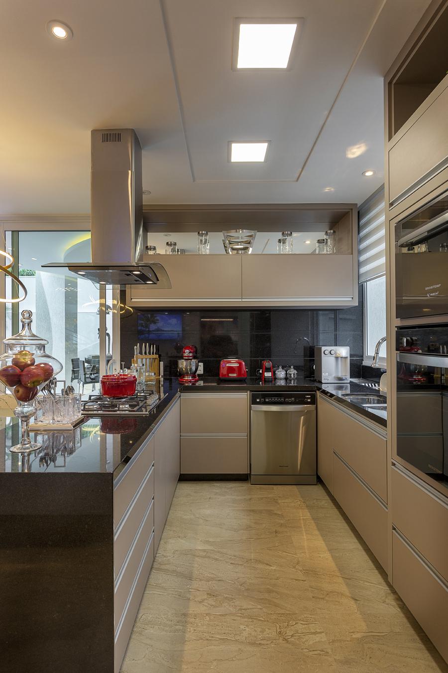 Arquiteto Aquiles Nícolas Kílaris - Casa Esplendida - cozinha 2