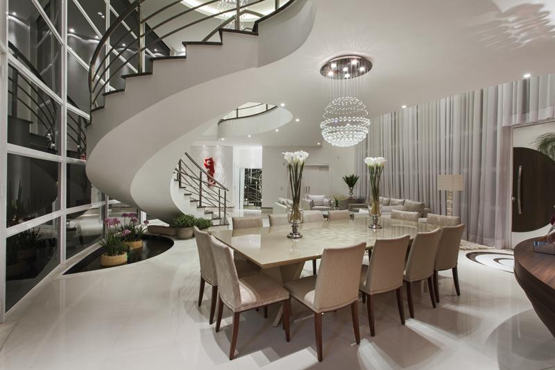 Arquiteto Aquiles Nícolas Kílaris - Casa Flora - living 2